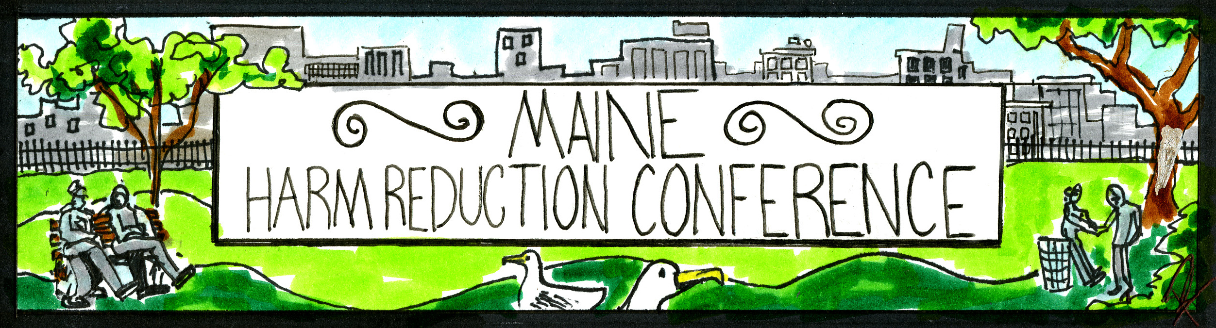 2019 Maine Harm Reduction Conference (ME#406/950)