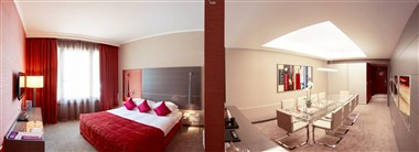 Business Suite - room