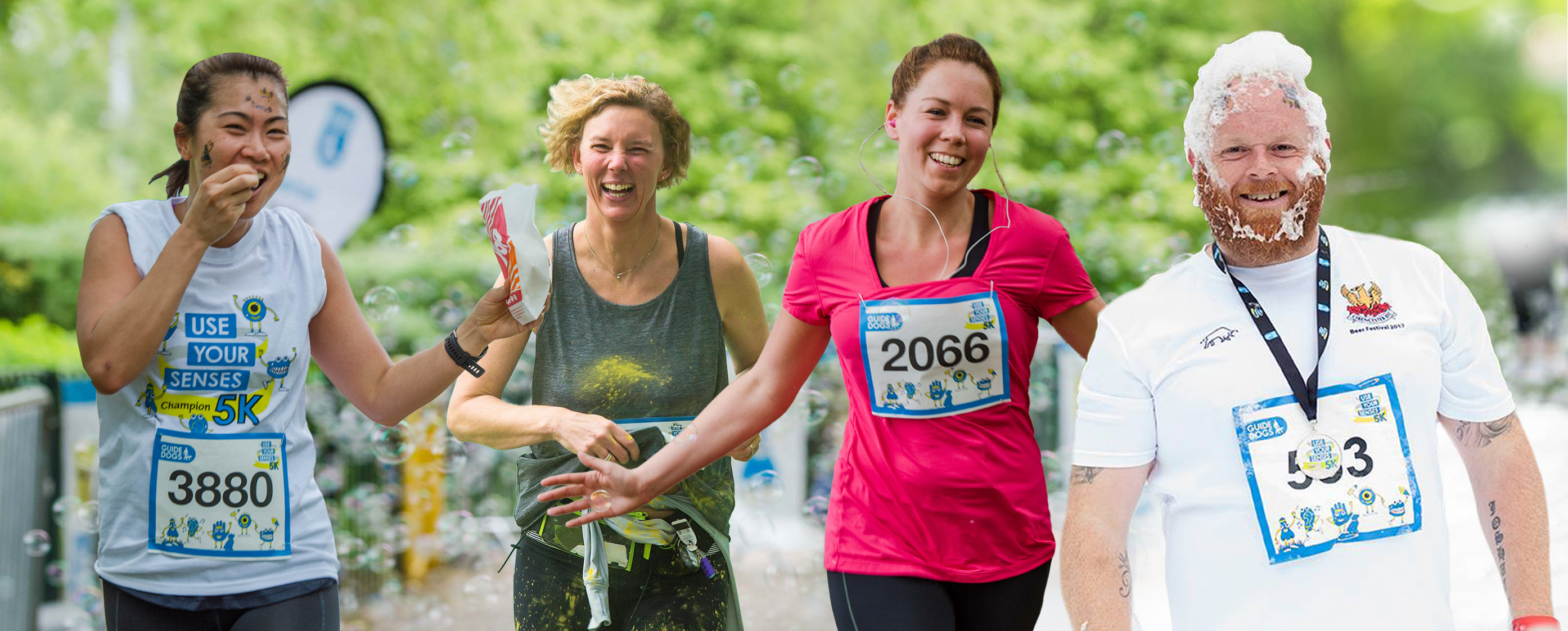 Use Your Senses 5K Manchester