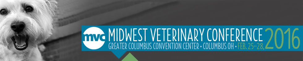 2016 Midwest Veterinary Conference