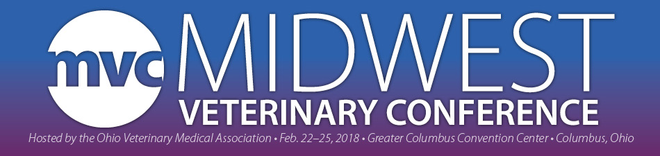 2018 Midwest Veterinary Conference: Exhibitor Booth Selection