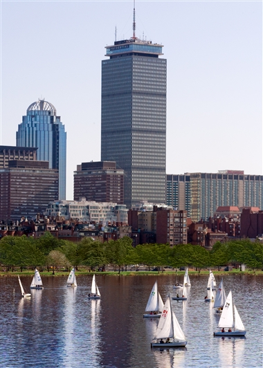 Charles River Sailboats