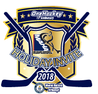 2018 OneHockey Holiday Invite - Guinness World Record Attempt