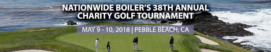 Nationwide Boiler's 38th Annual Charity Golf Tournament