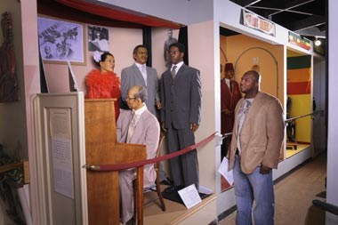 The National Great Blacks In Wax Museum