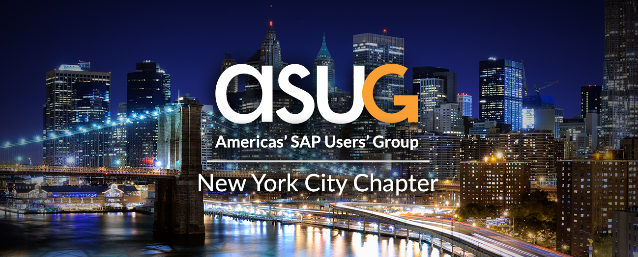 ASUG New York City Chapter Holiday Party