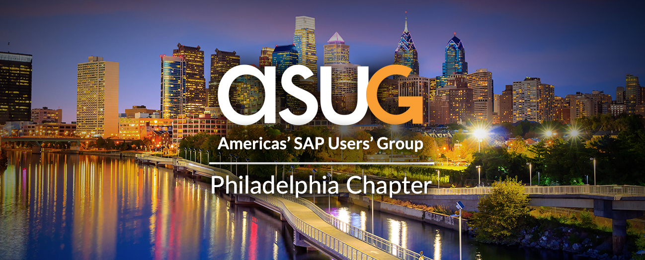 ASUG Philadelphia Chapter Meeting