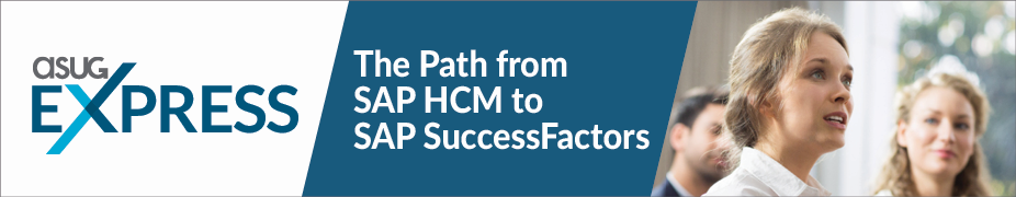 ASUG Express: The Path from SAP HCM to SAP SuccessFactors in Philadelphia