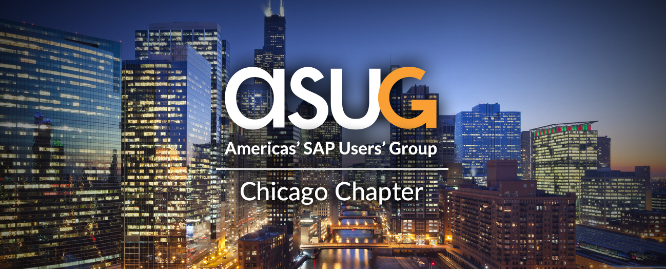 ASUG Chicago Chapter Meeting - Summer 2018