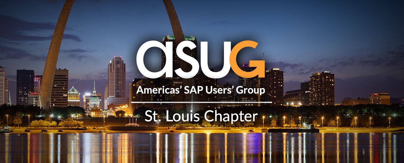 ASUG St. Louis Chapter Meeting