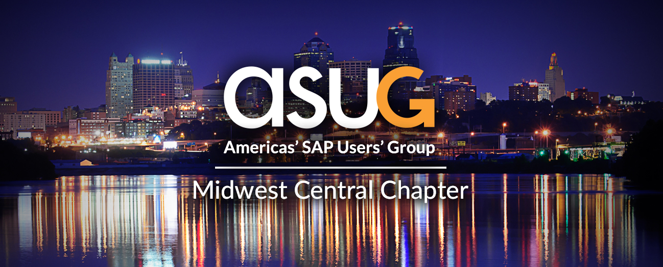 ASUG Midwest Central Chapter Meeting - Summer 2019