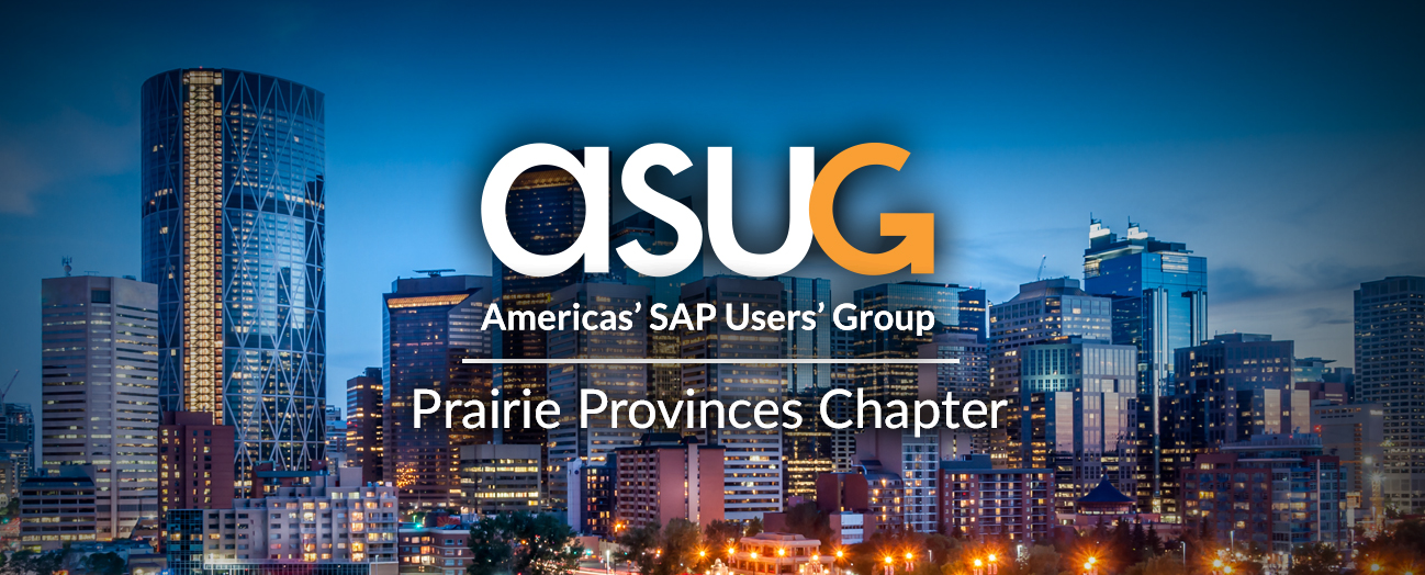 ASUG Engage & SAP Live Business: Calgary