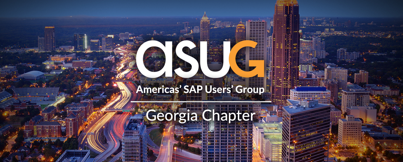 ASUG Georgia Winter Networking Reception