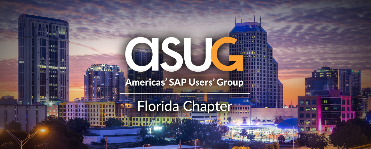 ASUG Jacksonville Networking Event