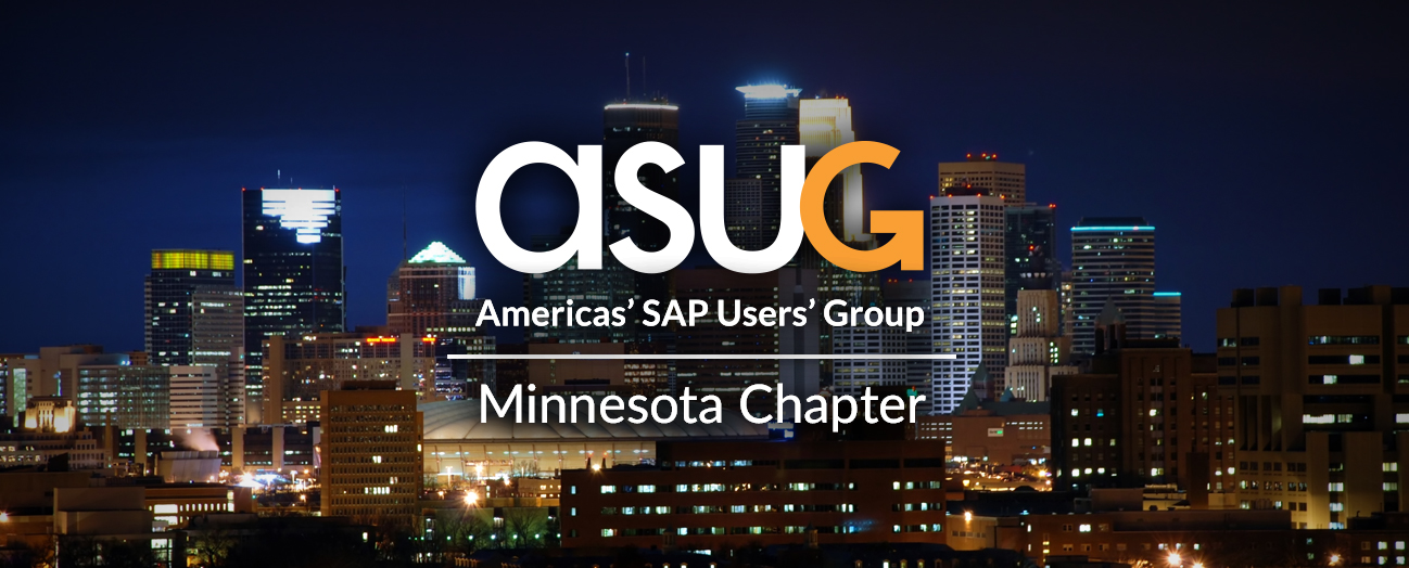 ASUG Minnesota Vendor Fair 2017