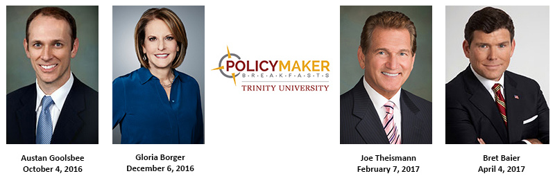 Policy Maker Breakfast Series