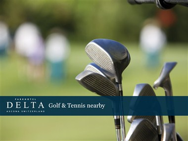 Golf & Tennis nearby