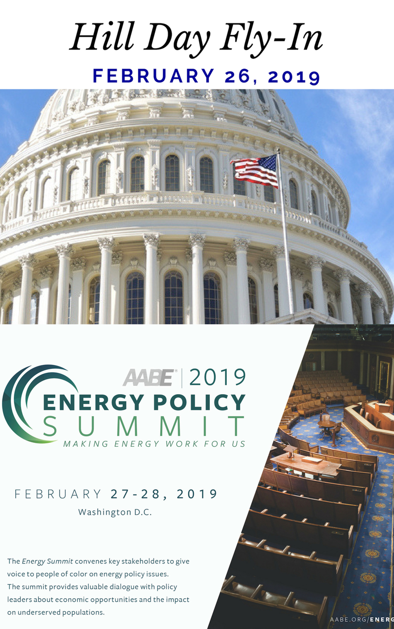 2019 AABE Hill Day Fly-In & Energy Policy Summit