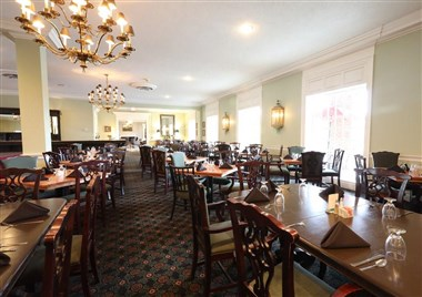 The Red Fox Dining Room