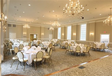 Washington Ballroom Renovated