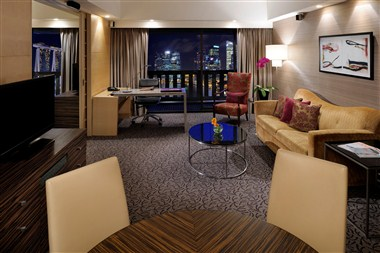 Marina Bay View Suite