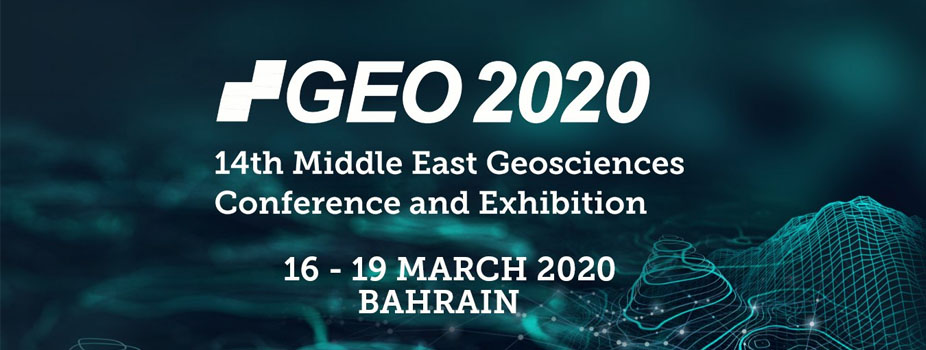 GEO 2020 - Middle East Geosciences Conference and Exhibition