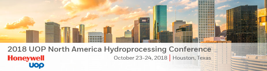 2018 UOP North America Hydroprocessing Conference