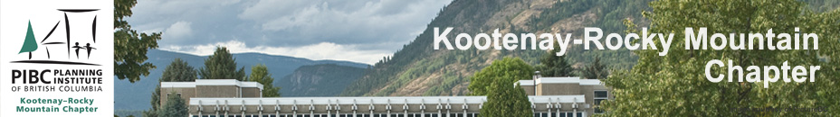 PIBC Kootenay Rocky Mountain Chapter: Basic GIS for Planners
