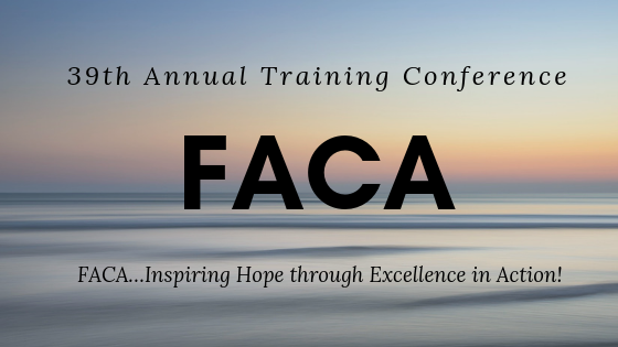 39th Annual FACA Training Conference
