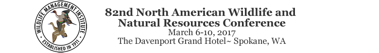 82nd North American Wildlife and Natural Resources Conference