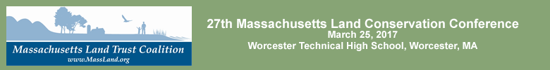 27th Massachusetts Land Conservation Conference