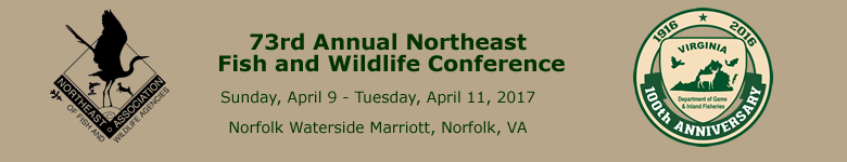 73rd Annual NEAFWA Conference