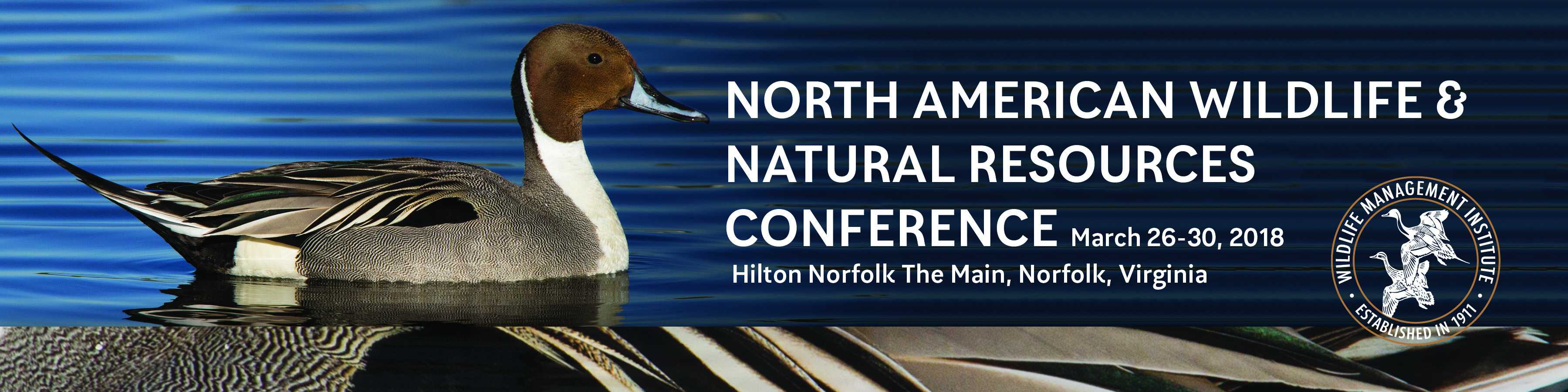 Partner & Exhibitors:  83rd North American Wildlife and Natural Resources Conference