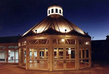 Rotunda Exterior