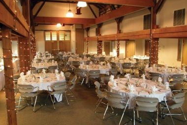 Harvest Room - Banquet, facing South