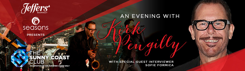 An Evening with Kirk Pengilly