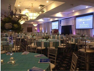 Spacious and elegant Grand Ballroom