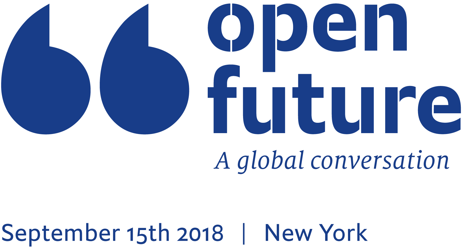 Open Future New York 2018