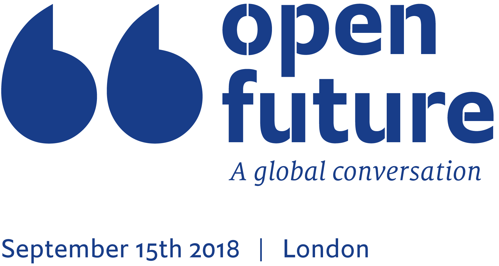 Open Future London 2018