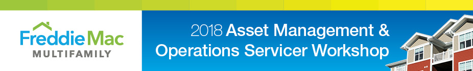 Asset Management and Operations Servicer Workshop