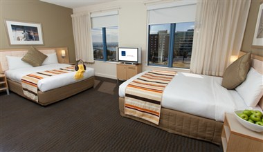 Superior with two double beds