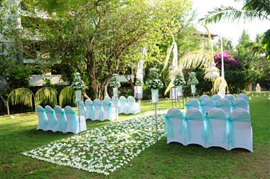 Wedding at Arjuna Garden