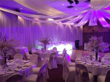 Silver Room - Wedding Reception