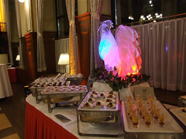 Banquet catering