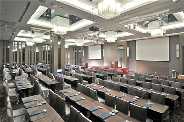 Ballroom I+II meeting rooms