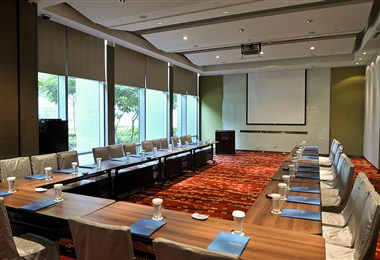 Space 2+3 meeting rooms