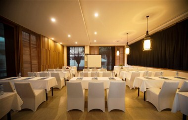 Lemongrass meeting space