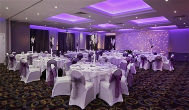 Alington Suite Banqueting