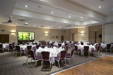 Woodlands suite banqueting