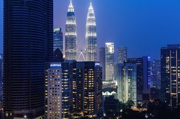 Night View of Pullman KLCC